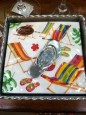 Mariposa's Flip Flop Napkin Box