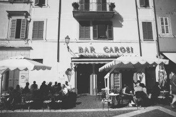 A bar (cafe) in Castel Gandolfo