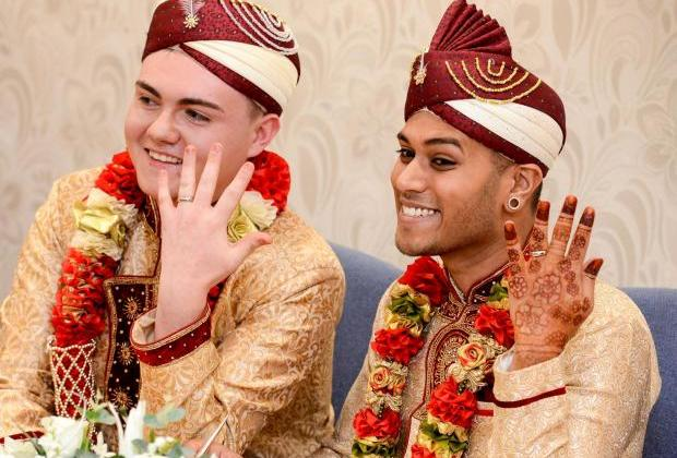 First gay Muslim wedding takes place in the UK