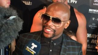 Mayweather issues '100 percent' Knock Out guarantee