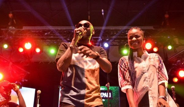 2baba, Kelly Hansome, others storm Eko Atlantic for Nigeria Beer Festival