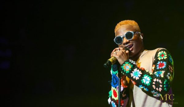 ​Wizkid makes history at Royal Albert Hall, becomes 1st African artiste to perform at iconic Arena