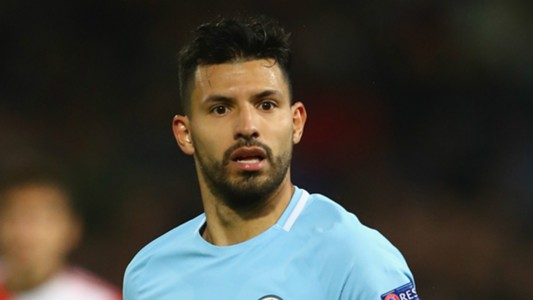 Manchester City's Aguero involved in car crash