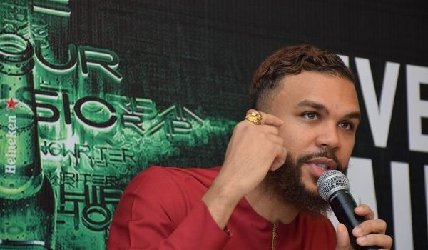 I took a class in the US to speak Igbo more fluently – Jidenna