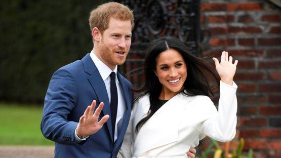 Prince Harry, Meghan Markle wedding date revealed