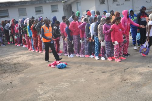 More Nigerians evacuated from Libya