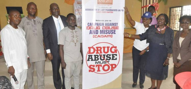 ​LASG calls for support from corporate firms to fight drug abuse amongst youths