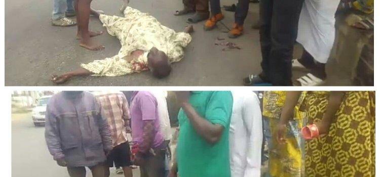 Hit and run vehicle kills man in Ado-Ekiti