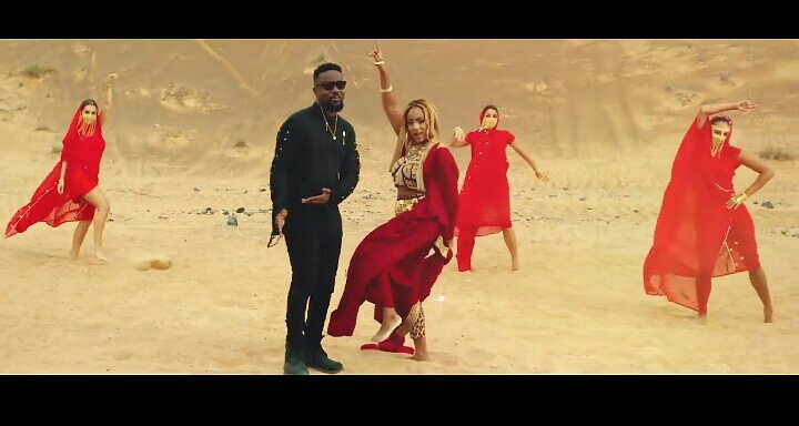 """[New Video] DJ Cuppy – """"Vybe"""" ft. Sarkodie"""