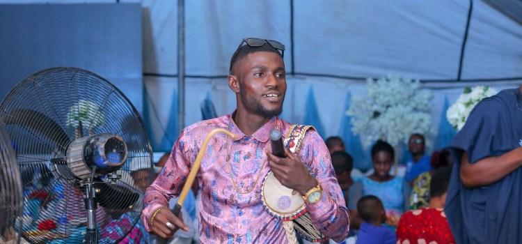 Talking drum sensation, Gabination thrills Nigeria's senior citizens
