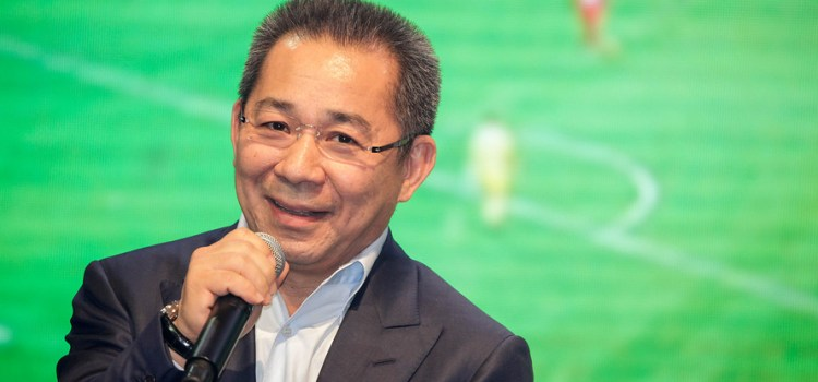Leicester City owner, Vichai's funeral held in Bangkok
