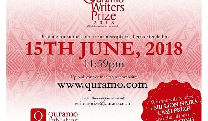 Quramo Writers' Prize picks top five manuscripts