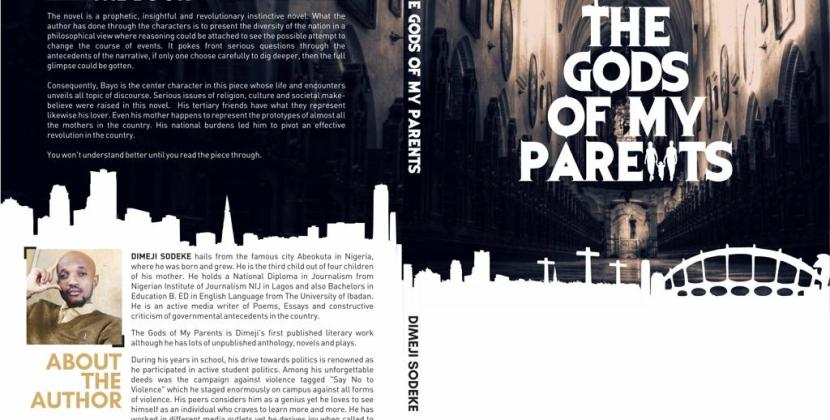 Book Review: The Gods of My Parents By Olansile Ajetunmobi Umar