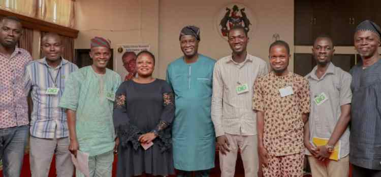 Osun Deputy Gov. charges Online Media Practitioners on State Interest