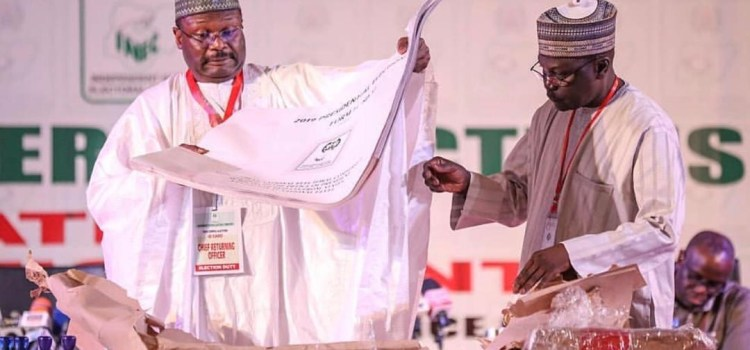 #NigeriaDecides2019: Check out Presidential Election result 2019