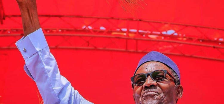 President Buhari retains power after winning 2019 presidential election
