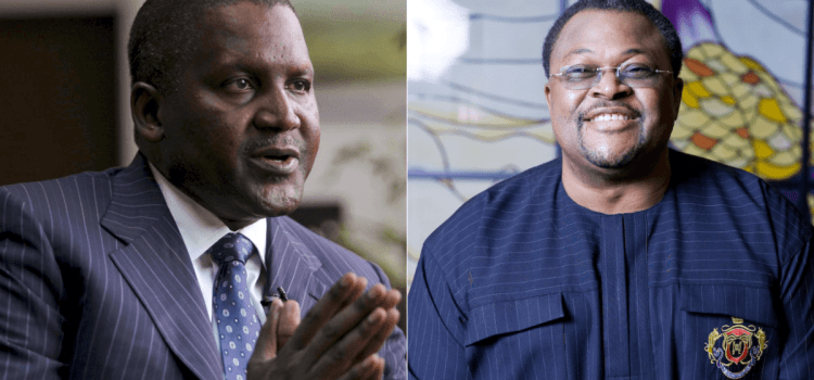 Dangote, Adenuga, Robert Smith, top list of Forbes' black billionaires for 2019