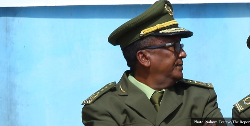Ethiopia army chief shot dead in 'a failed coup'