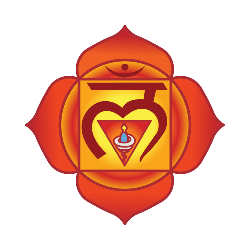 The Reiki Guide Root Chakra Yantra