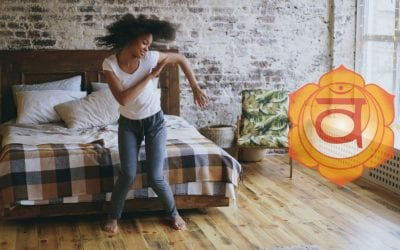 Your Sacral Chakra: 5 Quick + Easy Tips to Heal the Wellspring of Your Creativity