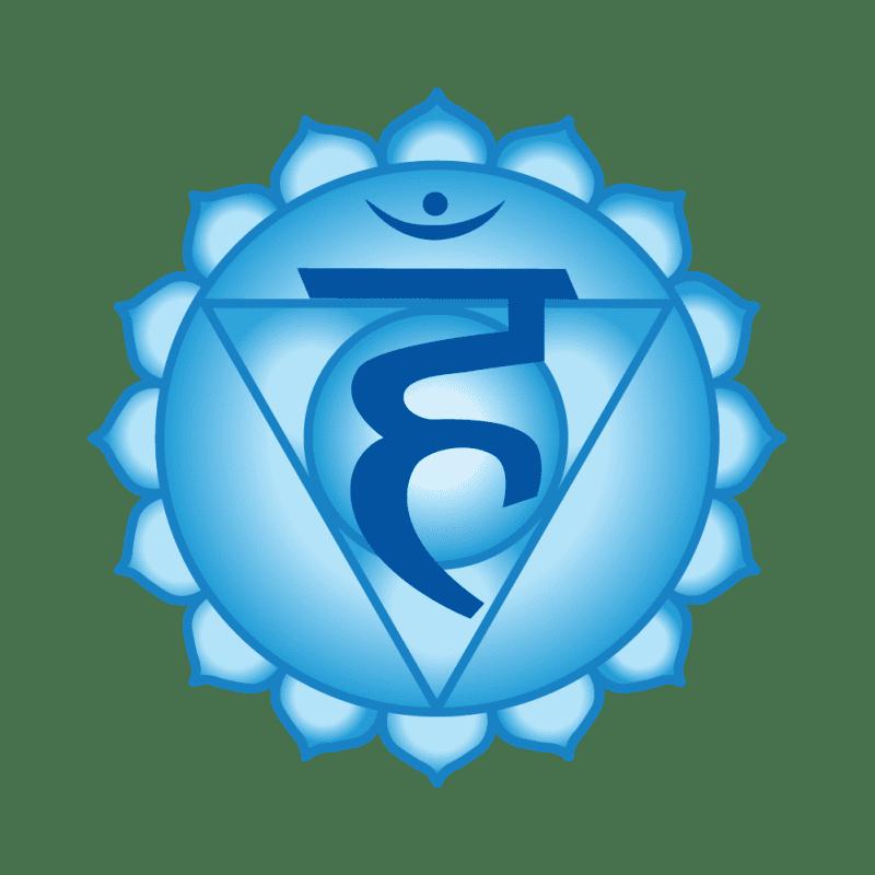 The Reiki Guide Throat Chakra Yantra