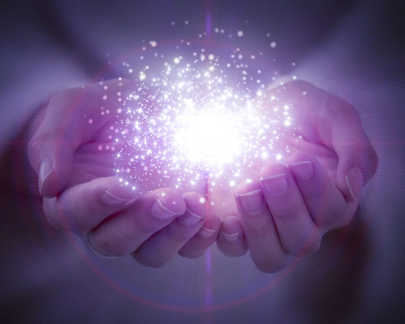 Receive Reiki with the included Healing Session Meditation