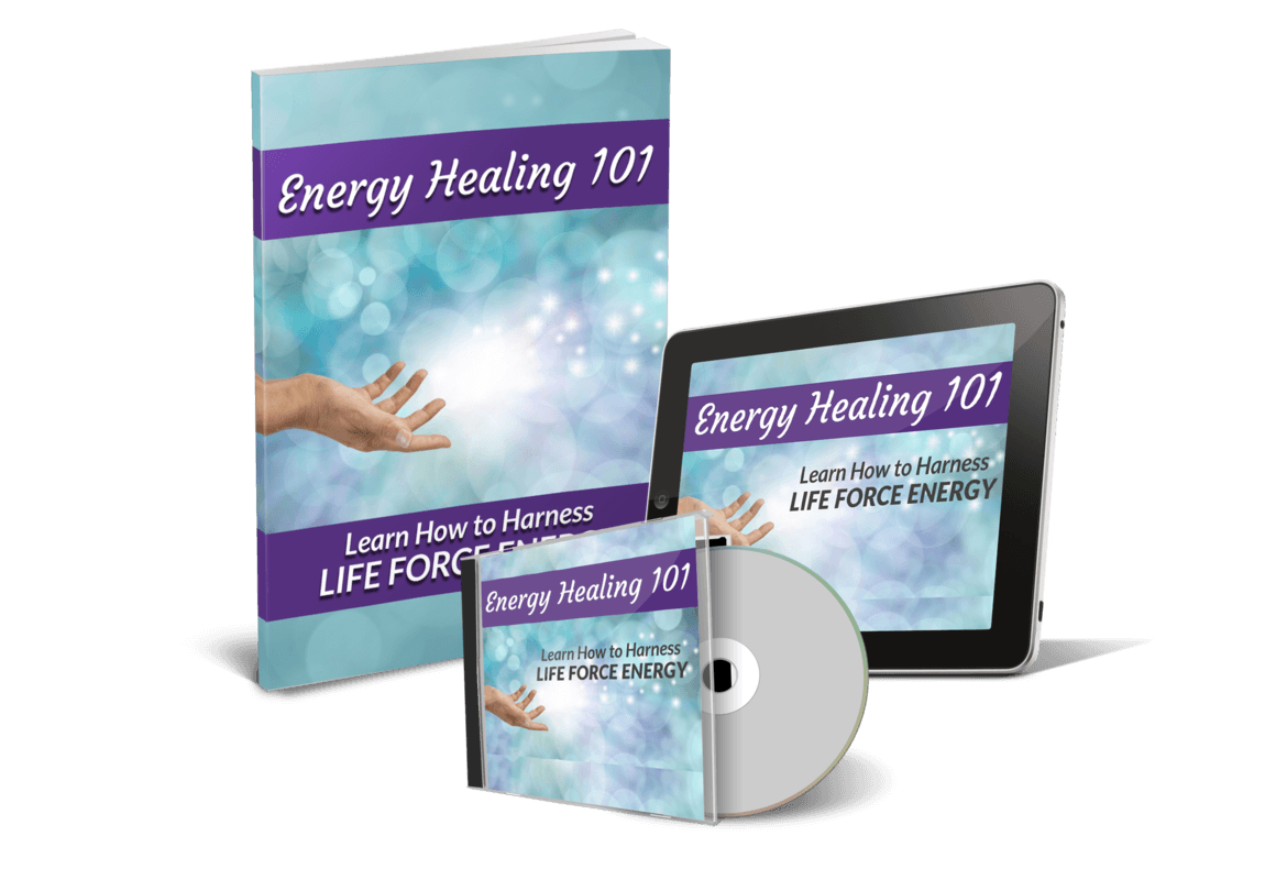 Energy Healing 101 - a FREE course to learn all about energy healing