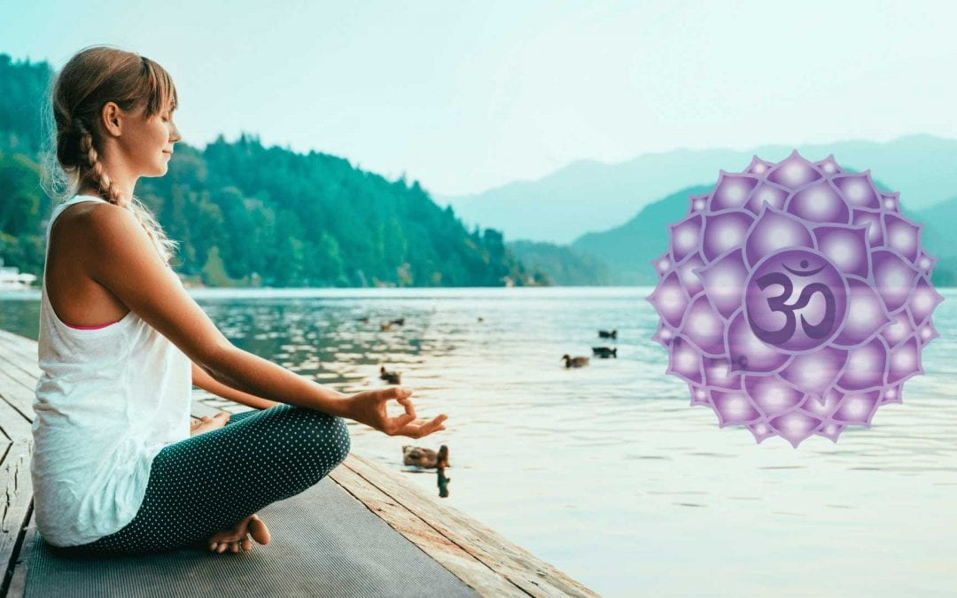 Your Crown Chakra: 5 Quick + Easy Tips to Heal Your Connection to Spirit