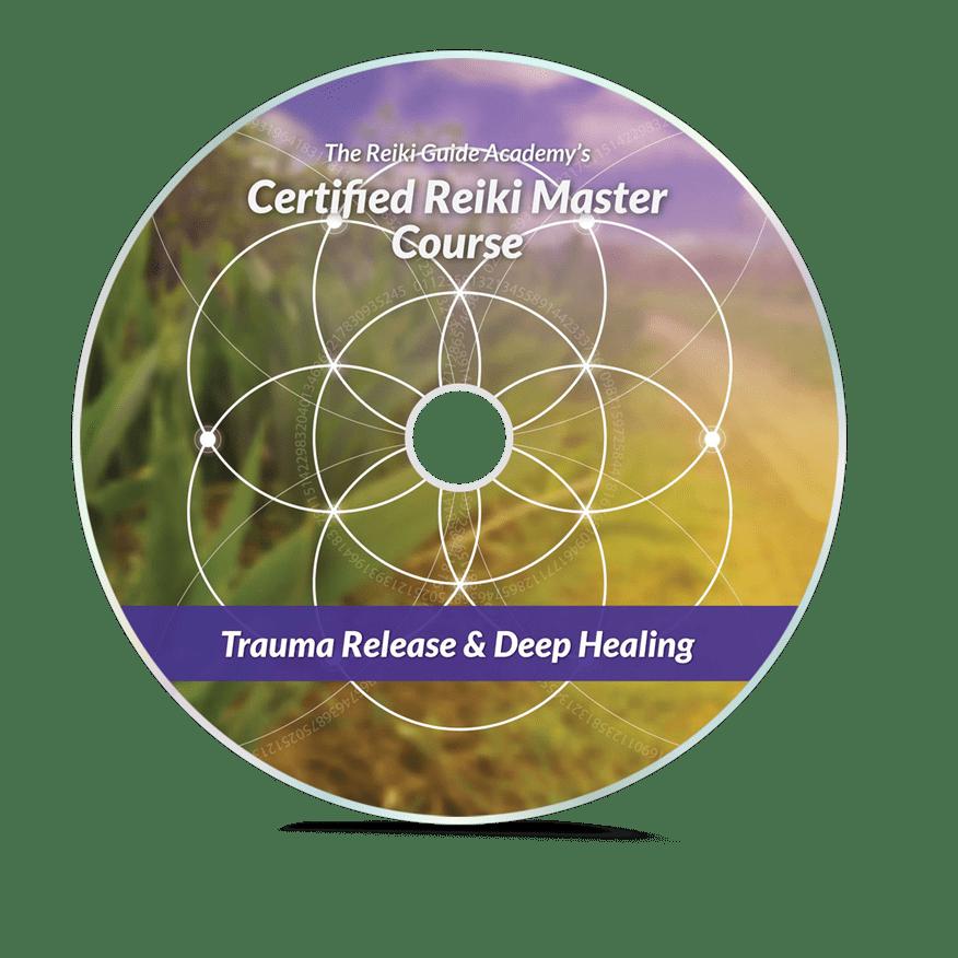 Certified Reiki Master Course BONUS - Trauma Release & Deep Healing MP3