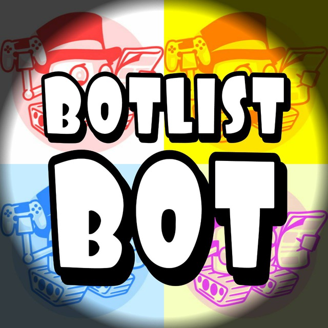 BotList Bot for telegram | There is a bot for that