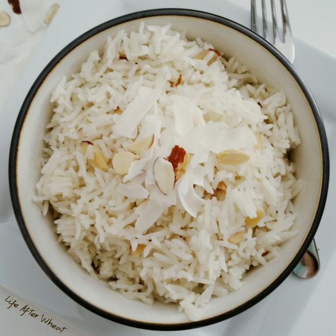 Coconut Rice | Life After Wheat