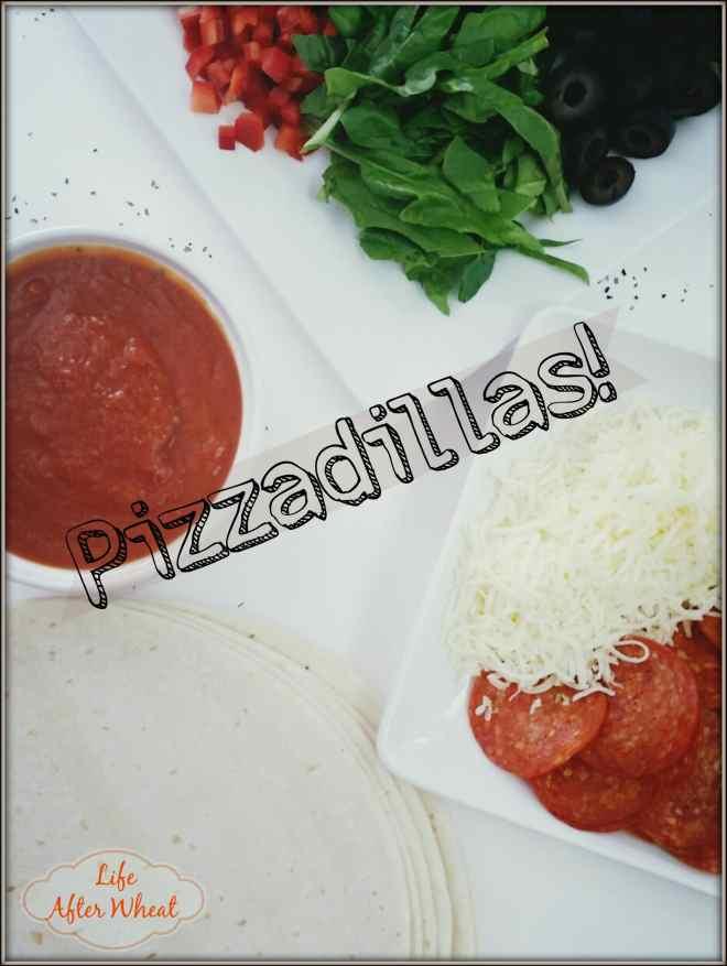 Pizzadillas!