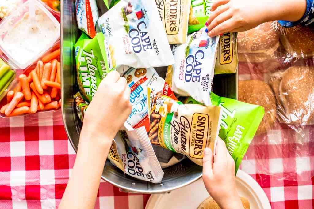 Pack the new Gluten Free Snack Pack from Snyder's-Lance on your next adventure! 4 irresistible flavors in single-serving packages. Peanut Free and Certified Gluten Free.