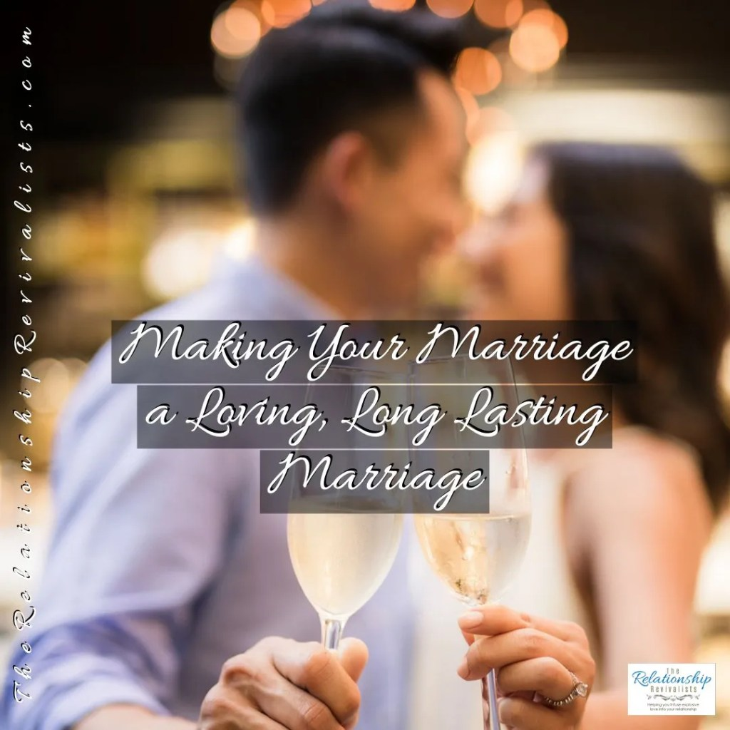 make your marriage long lasting