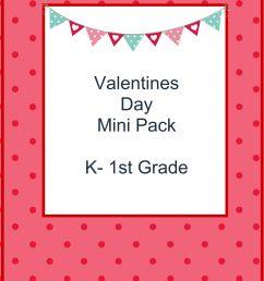 FREE Valentines Day Mini Pack [ 3300 x 2550 Pixel ]