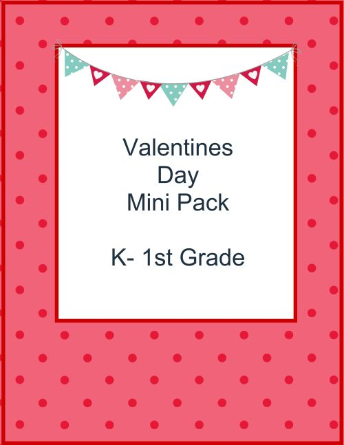 small resolution of FREE Valentines Day Mini Pack