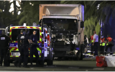 Attacker in Nice plotted for months with 'accomplices'