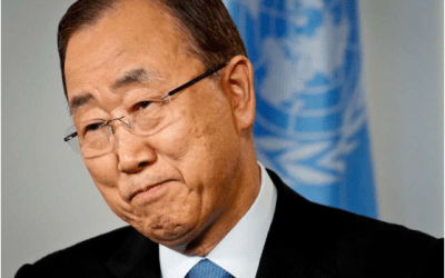 UN chief disappointed in many world leaders
