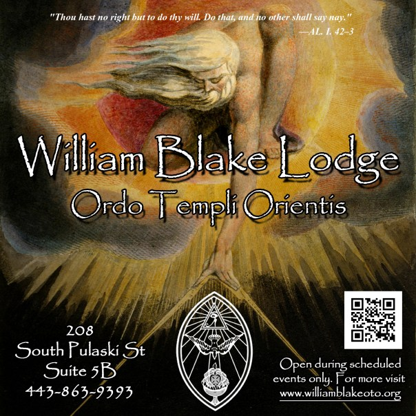William Blake Lodge O.T.O.