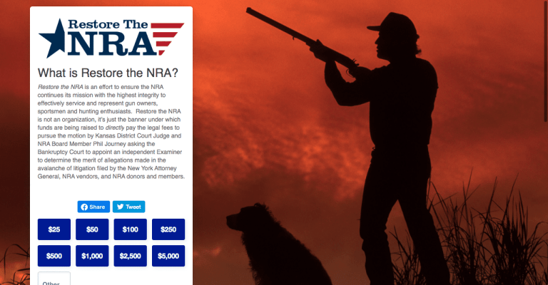 Restore the NRA