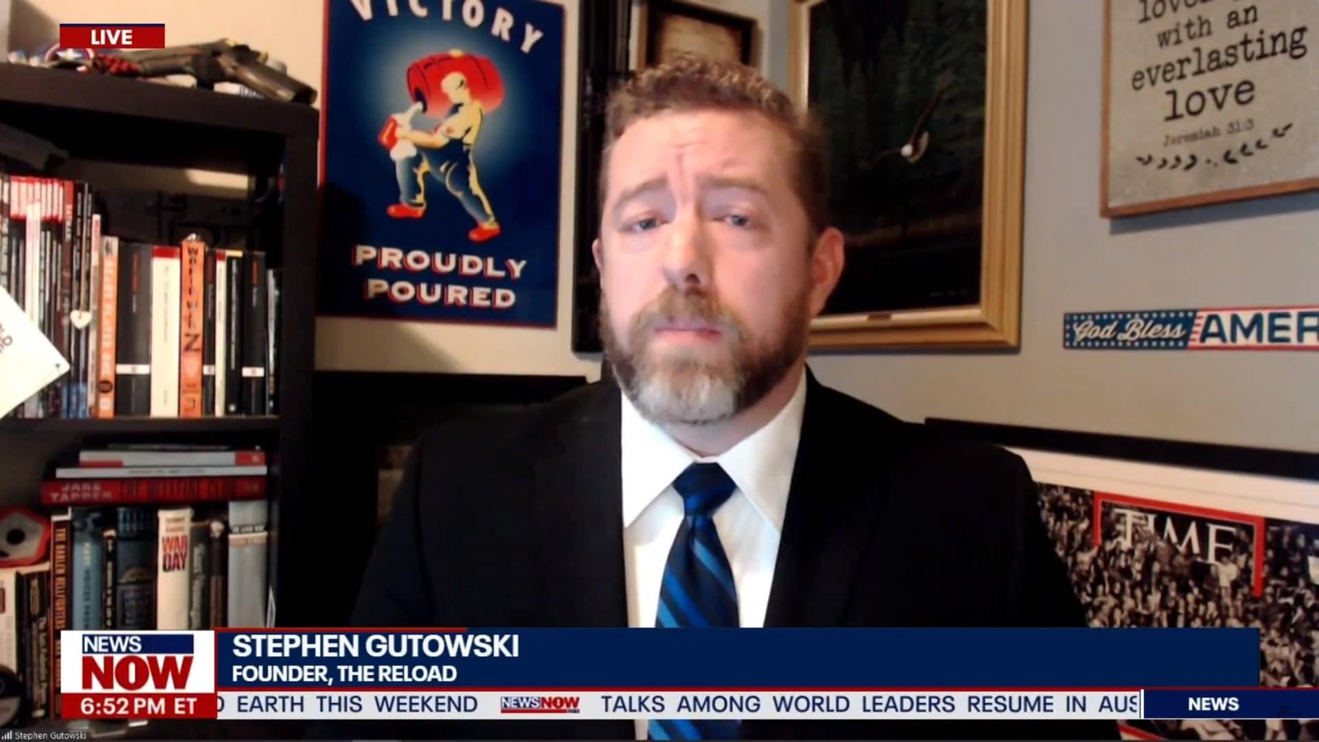 Stephen Gutowski on NewsNow