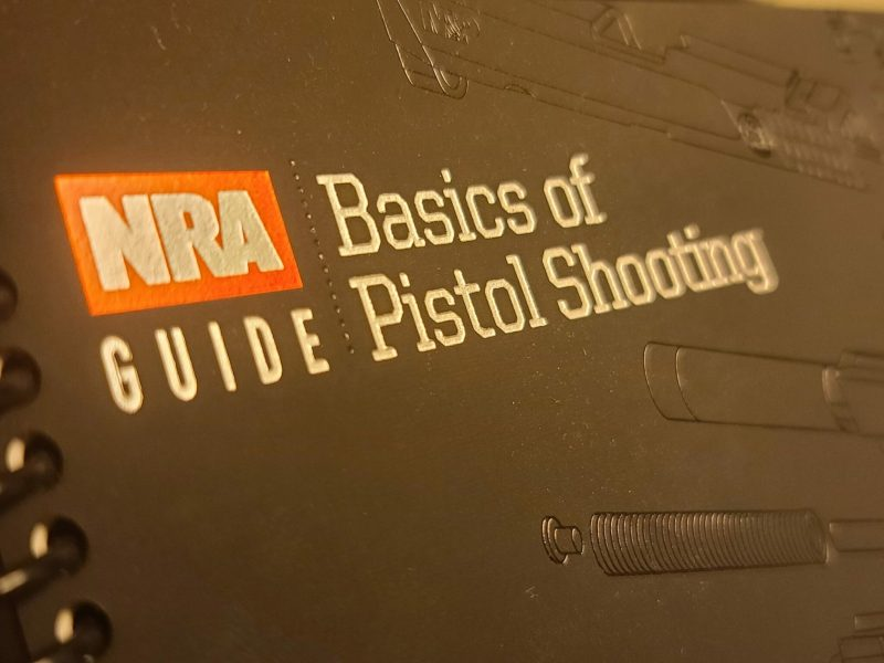 The NRA guide to the basics of pistol shooting