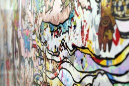 Takashi Murakami, In the Land of the Dead, Stepping on the Tail of a Rainbow