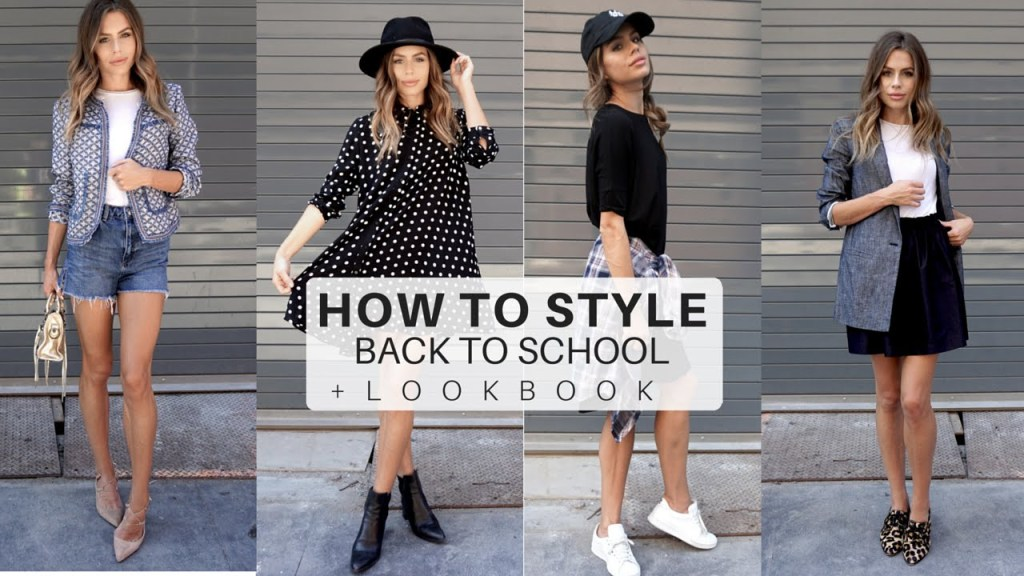 5 Creative Ways To Style Your Fall Wardrobe