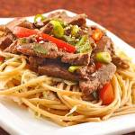 THE ACT OF YUMMY FOOD PT. 2: Easy Beef And Garlic Noodles