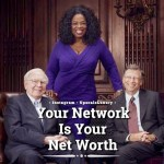 What's Your Net Worth and Network?