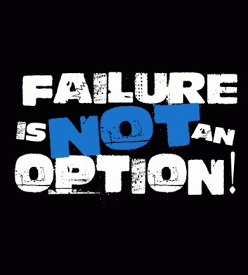 failure-is-not-an-option