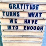 A Weekend packed GRATITUDE!