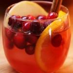 Weekend Drink: Cranberry Cider