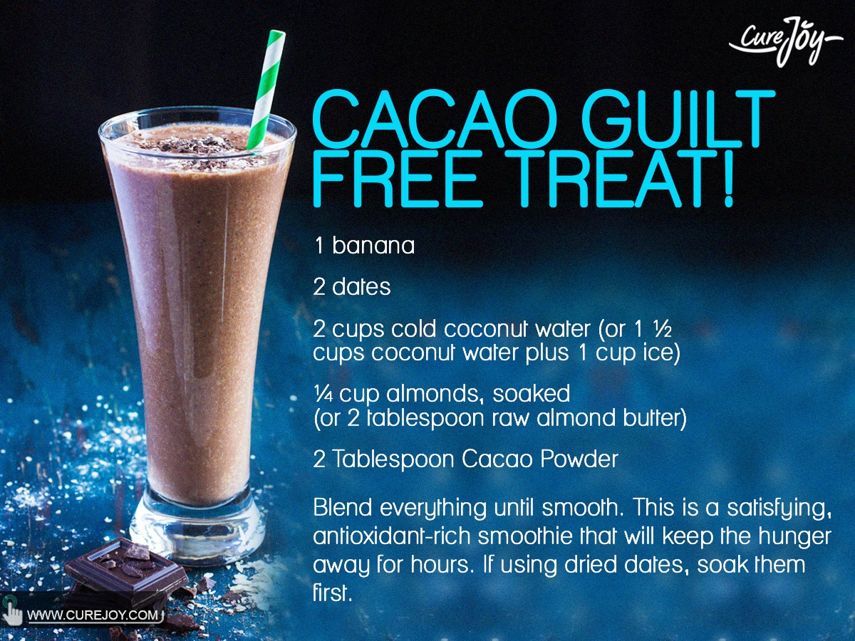 Cacao Guilt-Free Treat